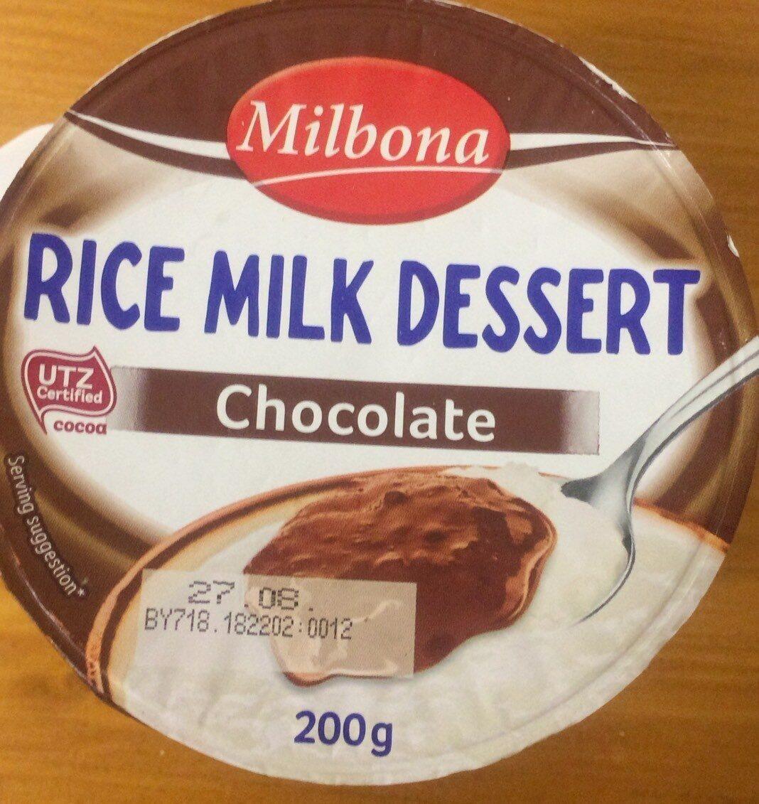 Rice milk dessert - Product - en