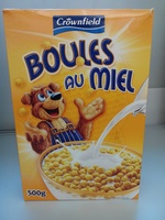 Boules au miel - Produit - fr