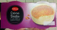 Crème brûlée - Produit