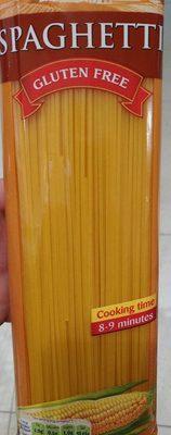 Spaghetti (sans gluten) - Product - fr