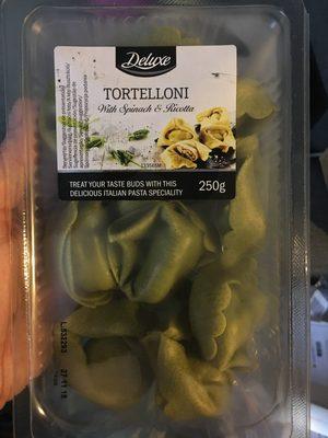 Tortelloni Ricota & espinacas - Producte