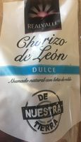 Chorizo de leon - Product