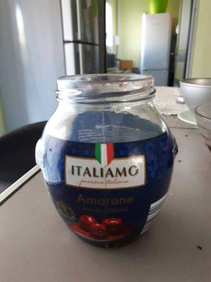 Amarena Kersen Op Siroop Pot 450 Gram (italiamo) - Product - en