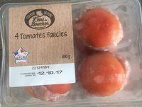 Tomates Farcies - Produit