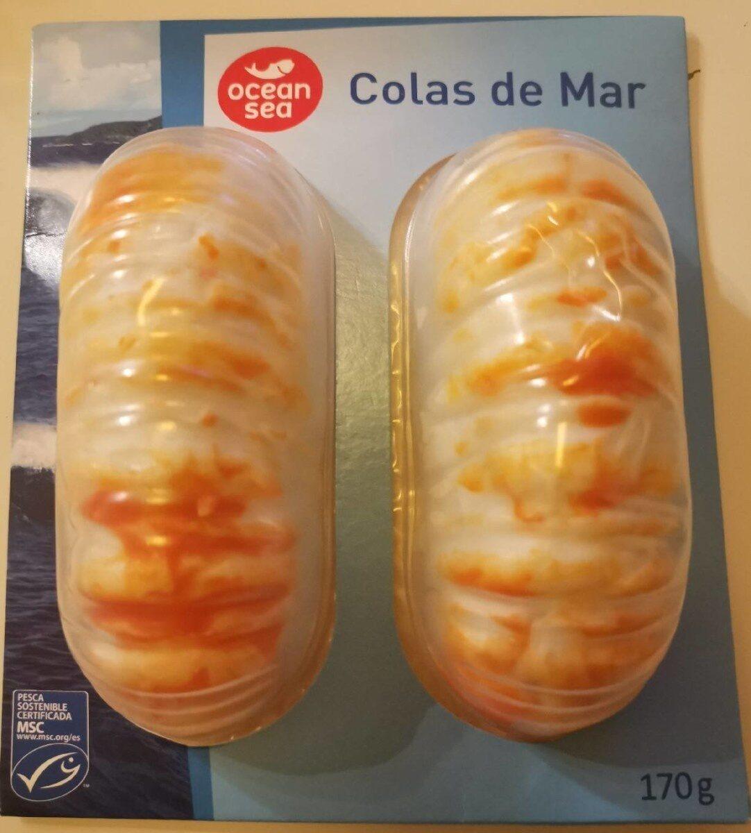 Colas de mar - Producto