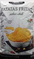 Patatas fritas sabor chili - Producte