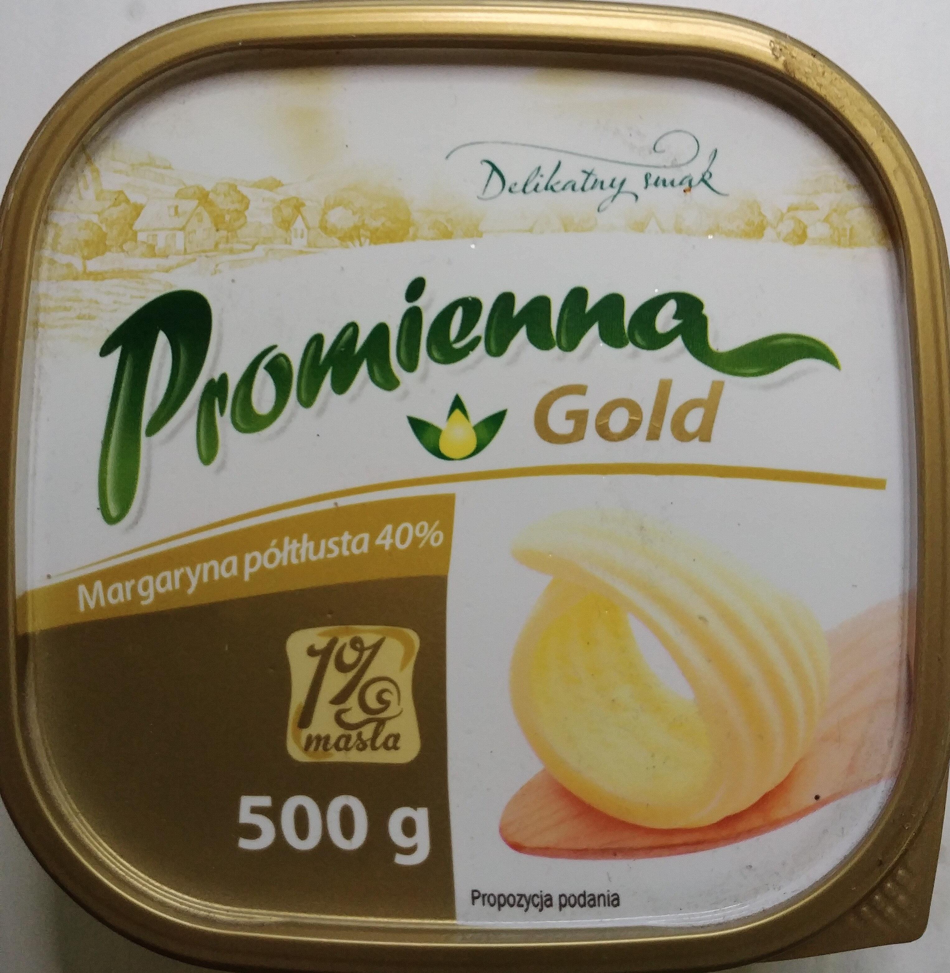 Margaryna półtłusta 40% Produkt do smarowania - Produkt - pl