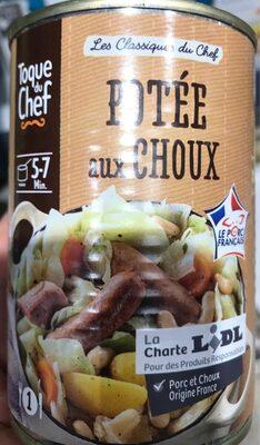 Potée aux choux - Produit - fr