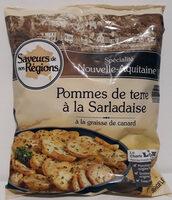 Pommes de terre à la Sarladaise à la graisse de canard - Product - fr