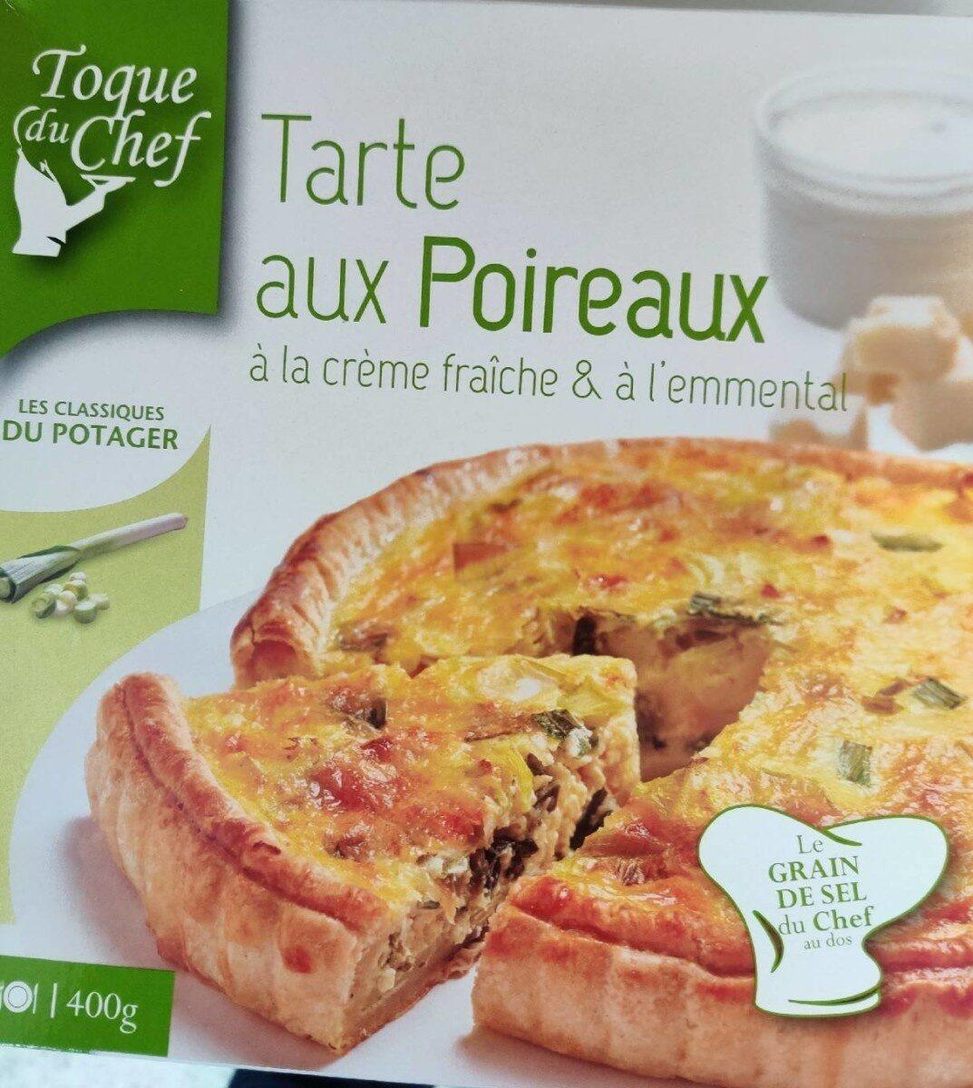 Tarte aux poireaux - Product - fr