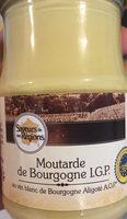 Moutarde de bourgogne I.G.P - Product - fr