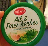 Ail et fines herbes - Product - fr