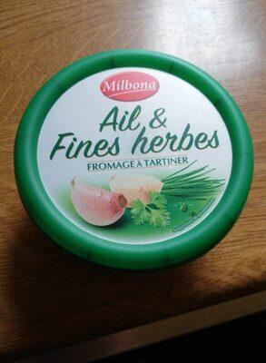 Ail et fines herbes - Produit - fr
