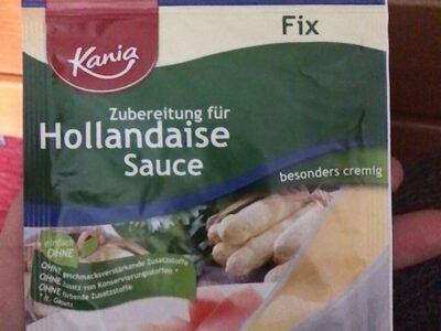 Hollandaise Sauce - Prodotto - de