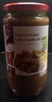 Carbonnade de bœuf Classique - Product