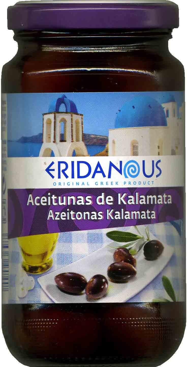 Aceitunas de Kalamata - Producto - es