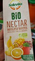 Nectar multifruits Bio - Produit - fr