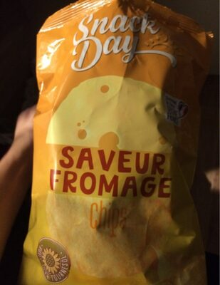 Snack Day Saveur Fromage - Produit - fr