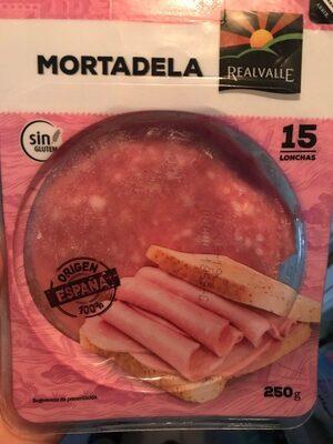 Mortadela - Producte - es