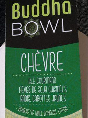 Buddha Bowl Chèvre - Product