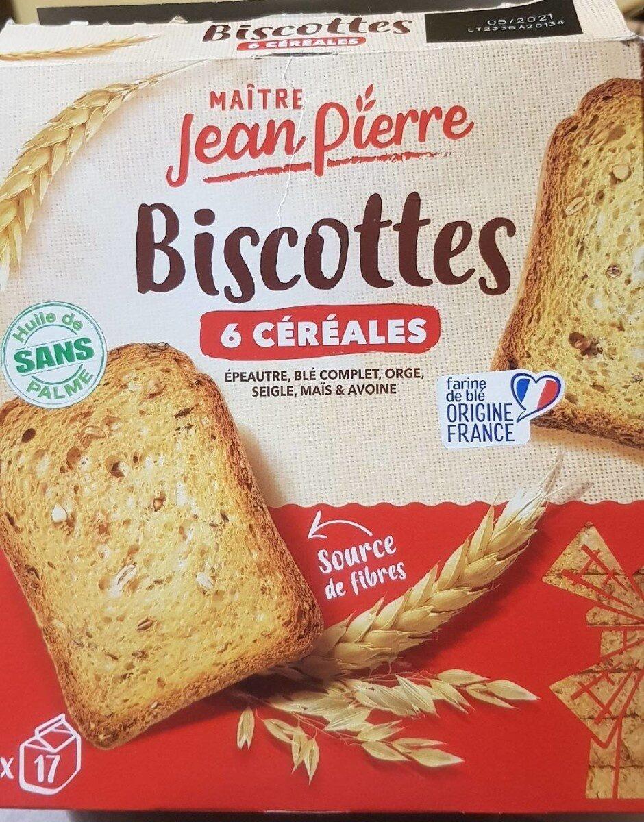 Biscottes - 产品 - fr