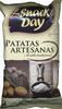 """Patatas fritas lisas """"SnackDay"""" Artesanas - Producto"""