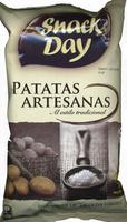 Patatas artesanas al estilo tradicional - Produit - es