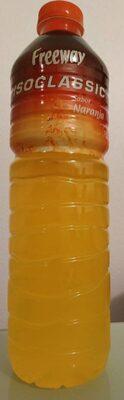 ISOCLASSIC sabor Naranja - Produit - fr