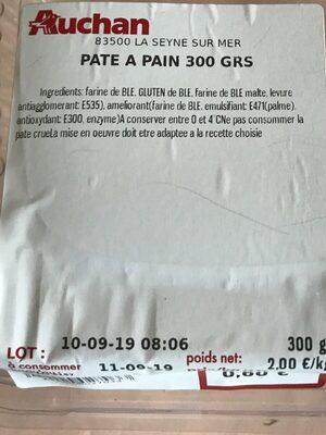 Pain - Produit - fr