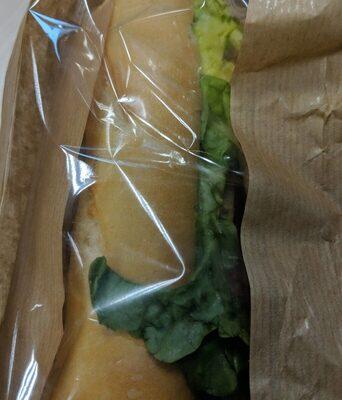 Sandwich poulet - Product - fr
