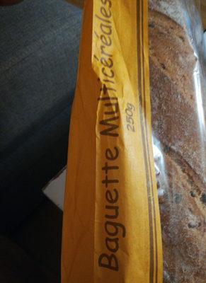 baguette multicéréales - Produit - fr