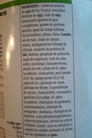 Formule 1 herbalife Vanille - Ingredienti - fr