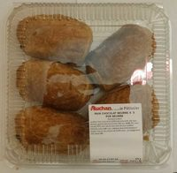 Pain chocolat beurre x 5 pur beurre - Product