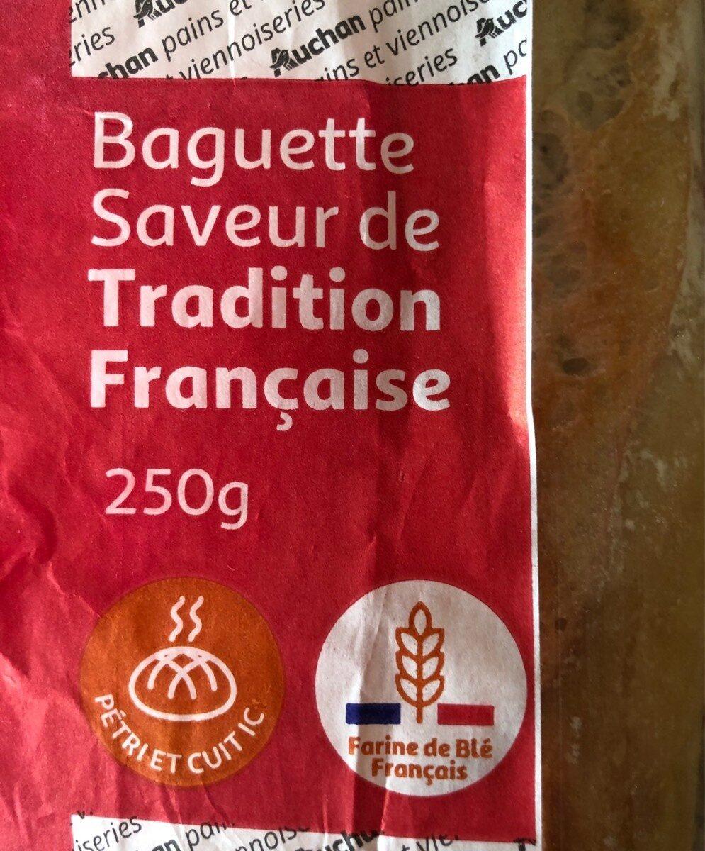 Baguette Saveur de Tradition Française - Prodotto - fr