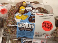 Donuts brown glazed - Product - fr