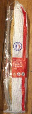 Baguette saveur de tradition francaise - Istruzioni per il riciclaggio e/o informazioni sull'imballaggio - fr
