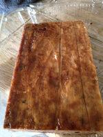 Pudding Aux Raisins 8 Parts - Produit - en