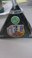 哇沙米鮭魚夾心飯糰 - Product