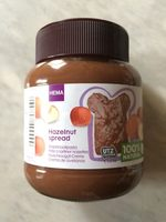 Hazelnut spread - Product
