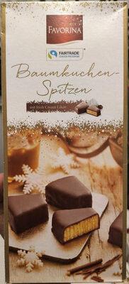 Baumkuchen-Spitzen mit Irish-Cream-Likör - Produkt - de