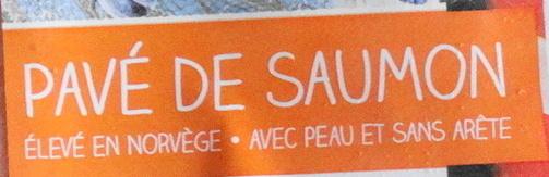 Pavé de Saumon - Inhaltsstoffe