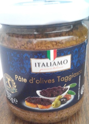 Pâte d'olives Taggiasco - Producto - fr