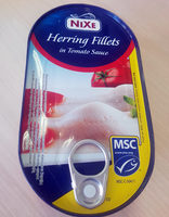 Heringsfilet In Tomatensauce / Fischerstolz - Product