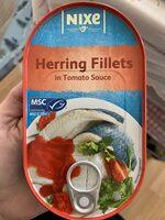 Heringsfilet In Tomatensauce / Fischerstolz - Product - fr
