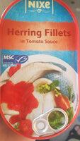 Heringsfilet In Tomatensauce / Fischerstolz - Voedingswaarden - fr
