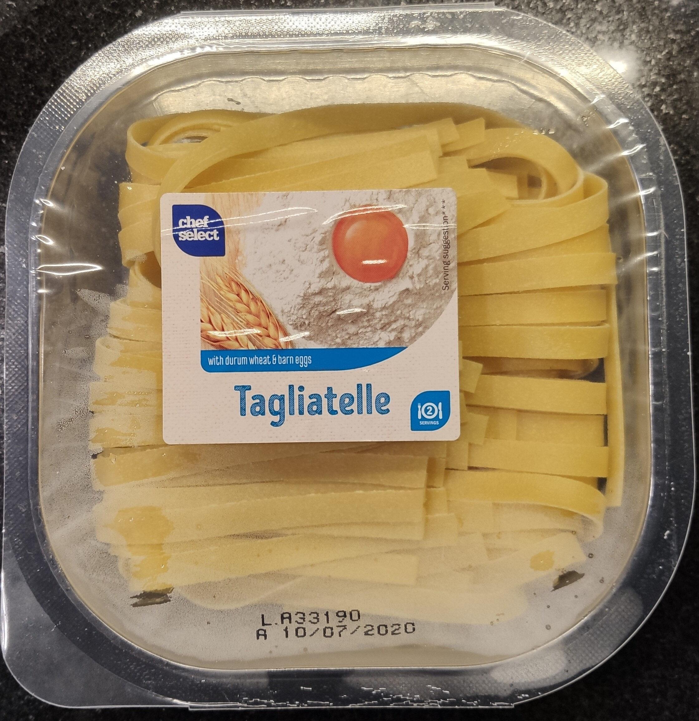 Pasta fresca tagliatelle - Product - fr