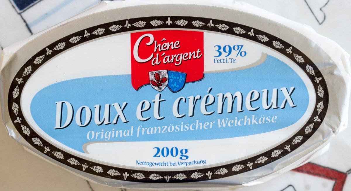 Doux et crémeux 39% Fett i. Tr. - Product