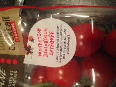 Tomates Cocktail en Grappe Bio - Ingrédients - fr