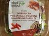 Salade jambon cru mozzarella - Product