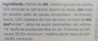 Liodoro noix de coco - Ingredients - fr